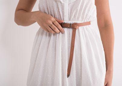 Romantična pamučna haljina