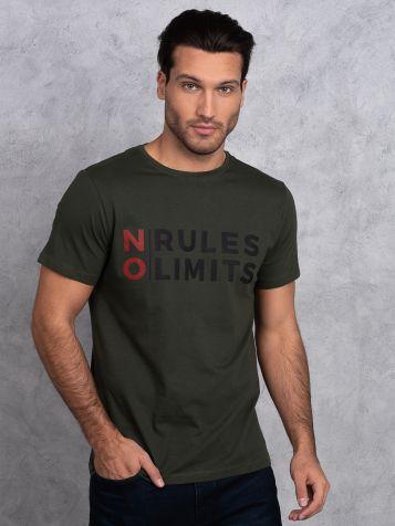 Jednostavna zelena majica