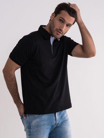 Polo majica crna