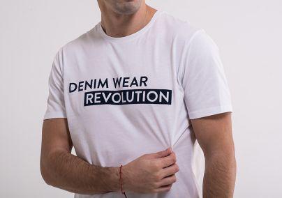 Bela denim wear majica