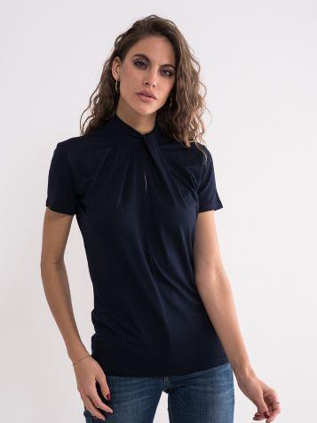 Teget elegantna majica