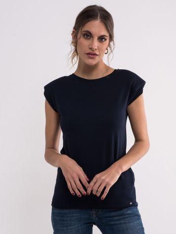 Teget majica sa naramenicama