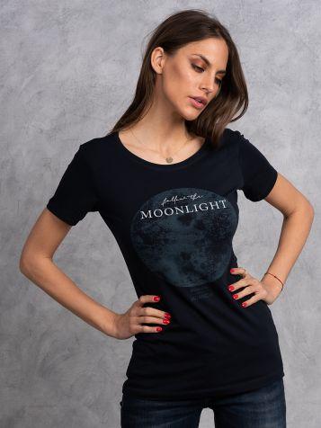Ženska teget majica