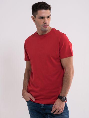 Basic majica crvena