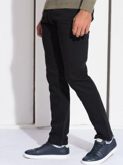 Crni muški jeans