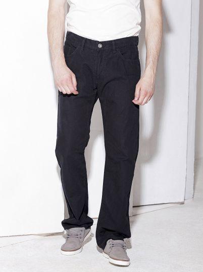 Crne muške pantalone