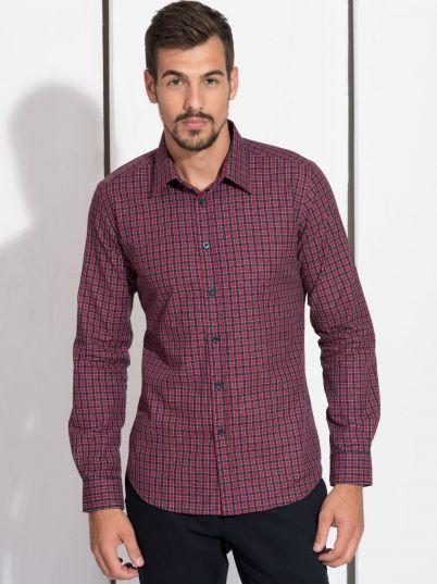 Muška dezenirana košulja
