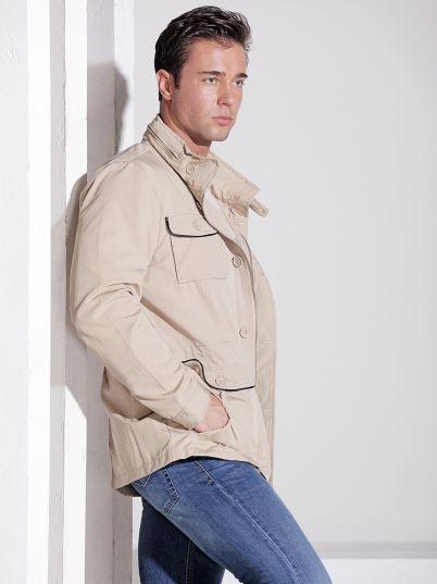 Bež muška jakna