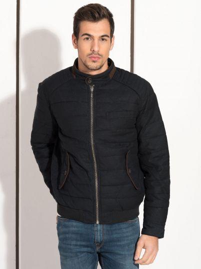Muška jakna sa dva lica