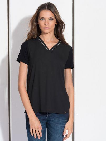 Elegantna crna košulja