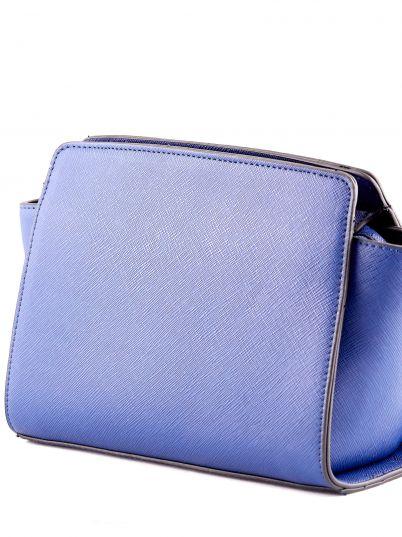 Plava ženska torba