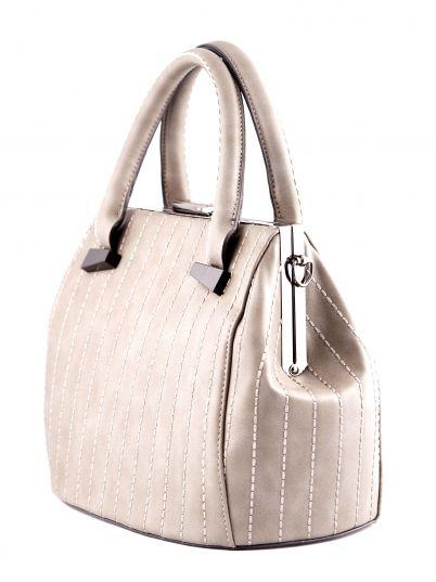 Siva ženska torba