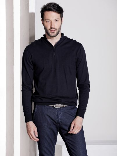 Teget džemper muški