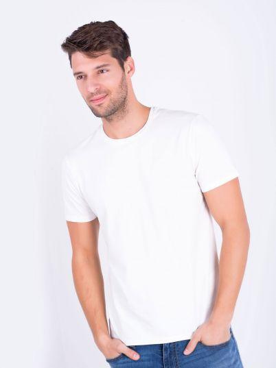 Bela majica basic