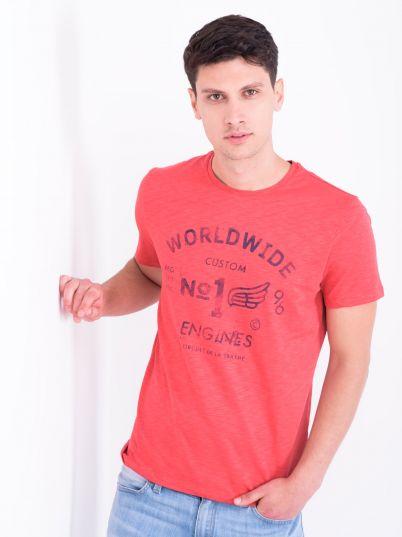 WorldWide letnja majica