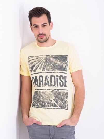 Paradiso muška majica