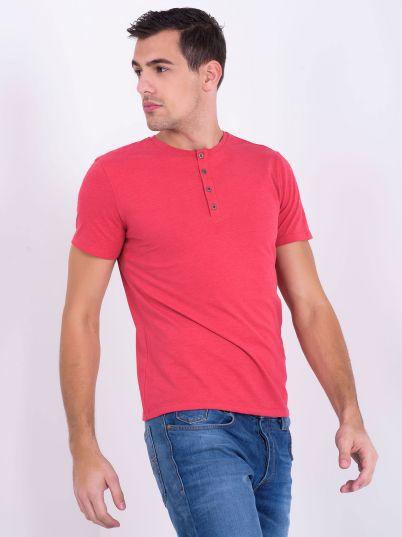 Muška majica sa dugmićima