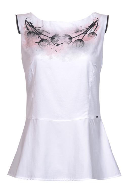 4553 9957 01 Legend trend: Peplum bluza i kombinezon