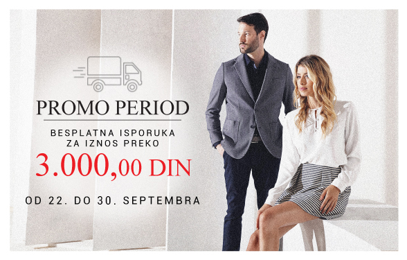 promo period-besplatna isporuka!